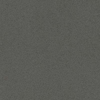 2 in. x 4 in. Quartz Countertop Sample in Cemento