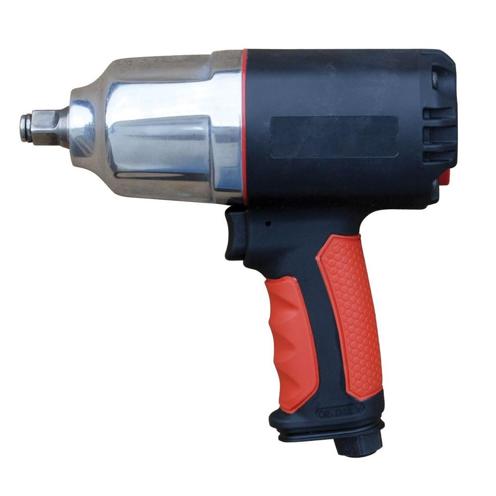 Great Neck Saw 1/2 in. Composite Impact Wrench