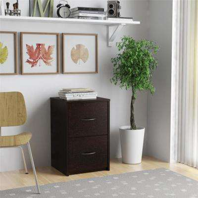Altra Core Black Forest File Cabinet