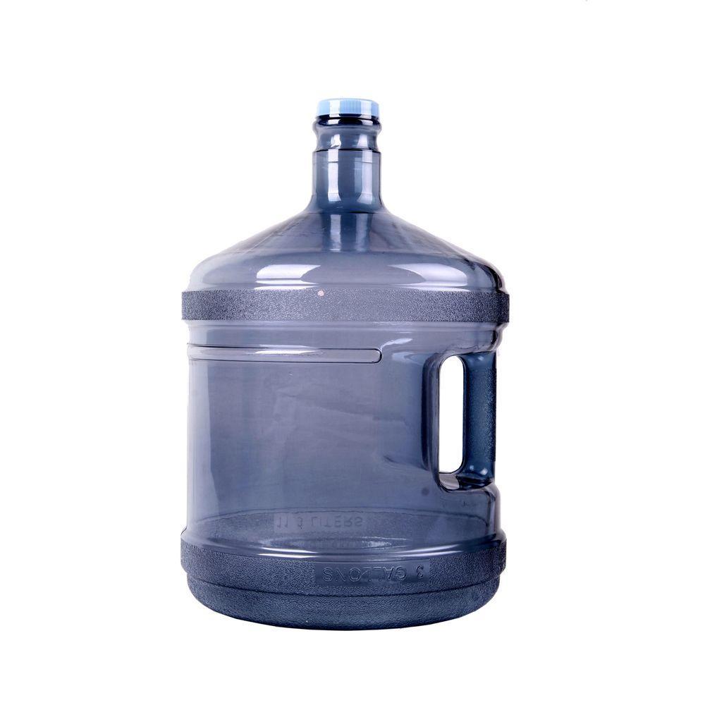 3 Gal Water Bottle In Clear