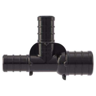 3/4 in. x 1/2 in. x 1/2 in. Plastic PEX Barb x Barb x Barb Reducer Tee (5-Pack)