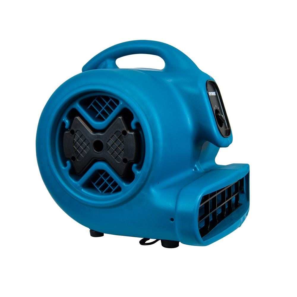 XPOWER P-630 1/2 HP High Velocity Air Mover