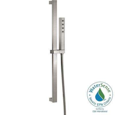 Ara 1-Spray Handshower with H2Okinetic in Stainless
