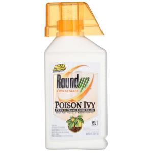 Roundup 32 oz  Concentrate Poison Ivy Plus Tough Brush Killer-5002310 - The  Home Depot