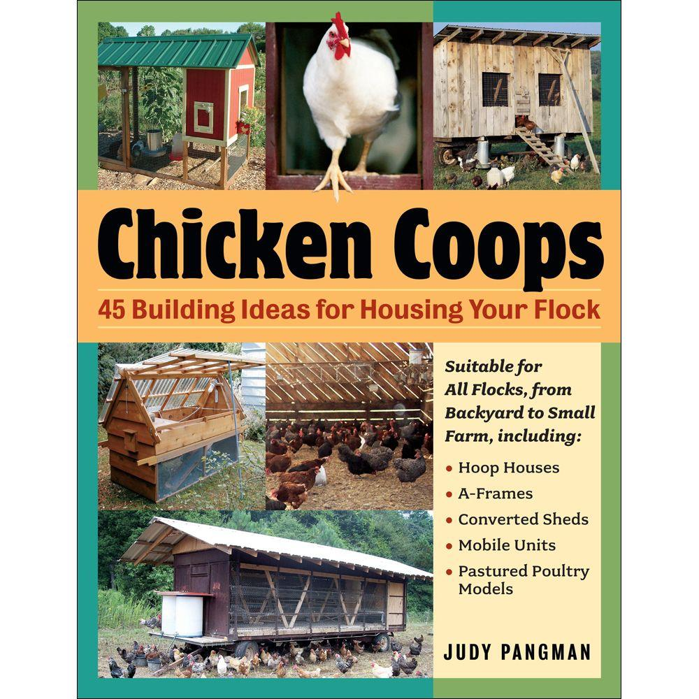null Chicken Coops Book: 45 Building Plans for Housing Your Flock-DISCONTINUED