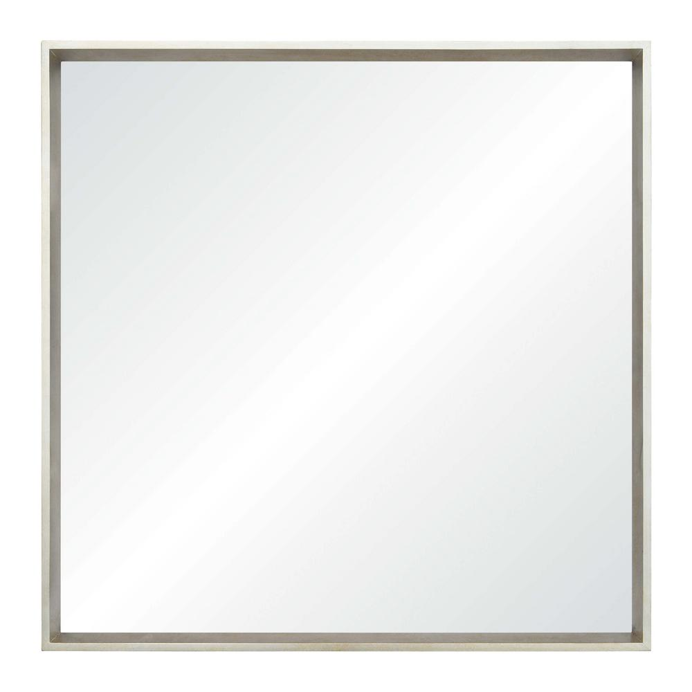 Clearview 39 in. x 39 in. Framed Wall Mirror