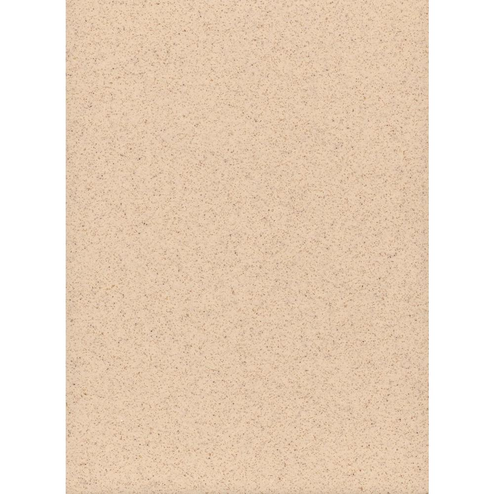 LG Hausys HI-MACS 2 in. Solid Surface Countertop Sample in Tybee
