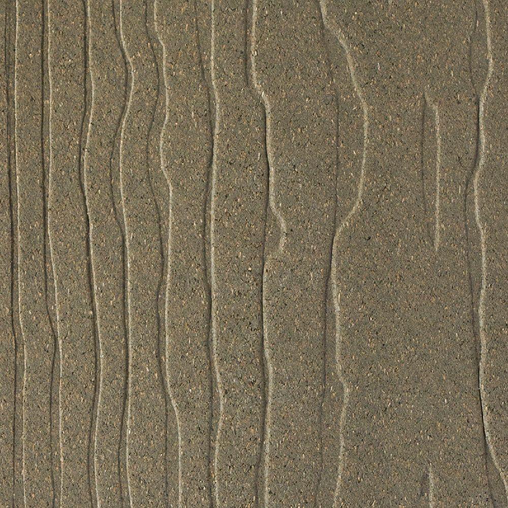 MoistureShield Vantage 1 in. x 5-3/8 in. x 1/4 ft. Earthtone Composite Decking Board Sample