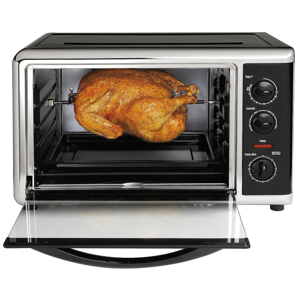Internet 205439308 3 Hamilton Beach Black Toaster Oven