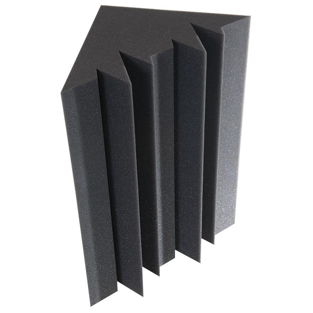 Auralex LENRD Bass Traps - Charcoal (8-Box)