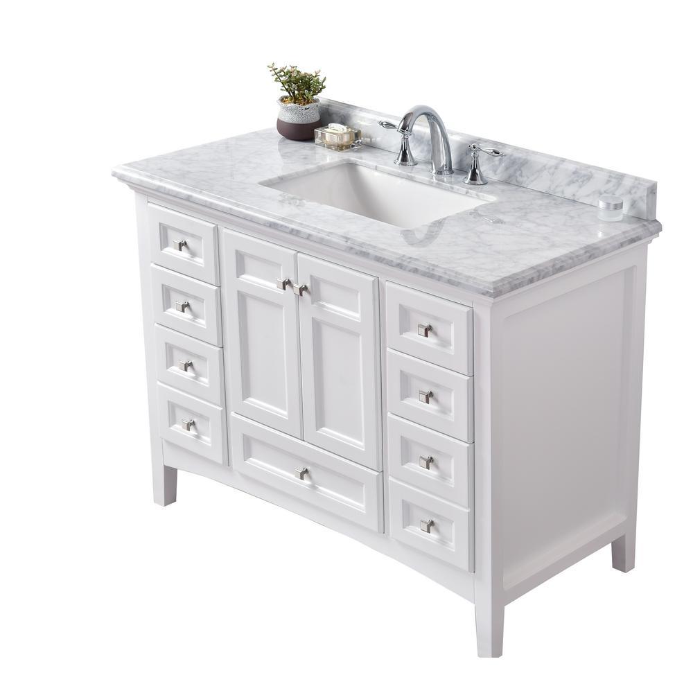 Ari Kitchen And Bath Luz 42 In Single