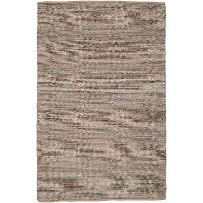 65 0 8 X 10 Jute Area Rugs Rugs The Home Depot