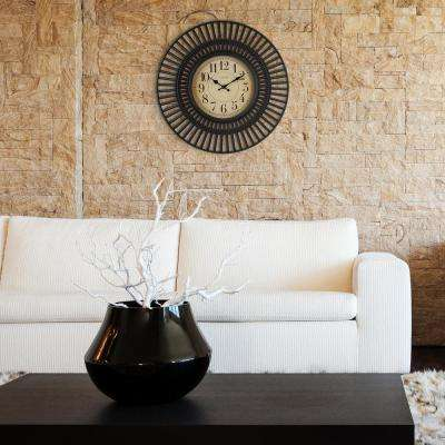 20 in. Covington Quartz Wall Clock