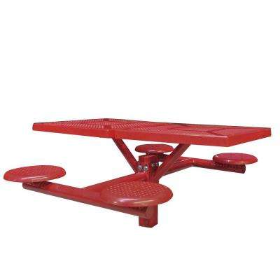 Canteen Inground Mount Commercial Picnic Table
