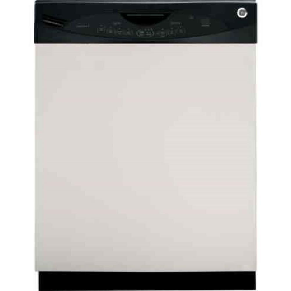 GE Front Control Built-In Tall Tub Dishwasher in Stainless Steel with Stainless Steel Tub