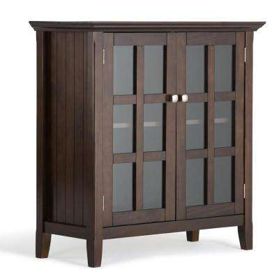 Acadian Tobacco Brown Storage Cabinet