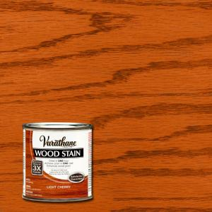 Varathane 1 2 Pt 3x Light Cherry Wood Stain 4 Pack