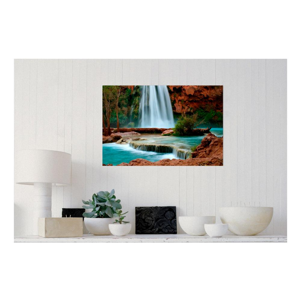 30 in. W x 20 in. H 'Sublime Havasu Falls' by