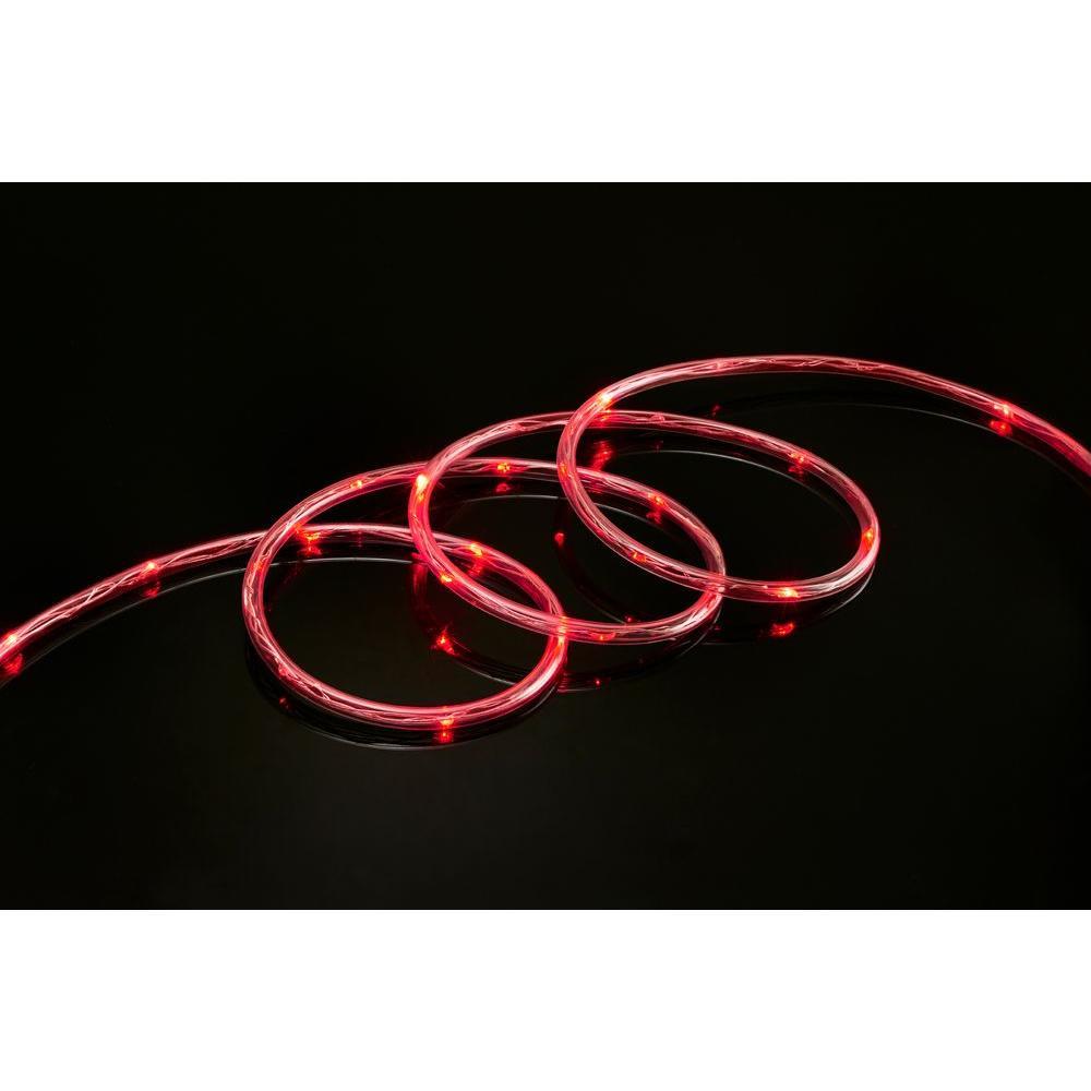 Red Led Rope Light 2 Pack