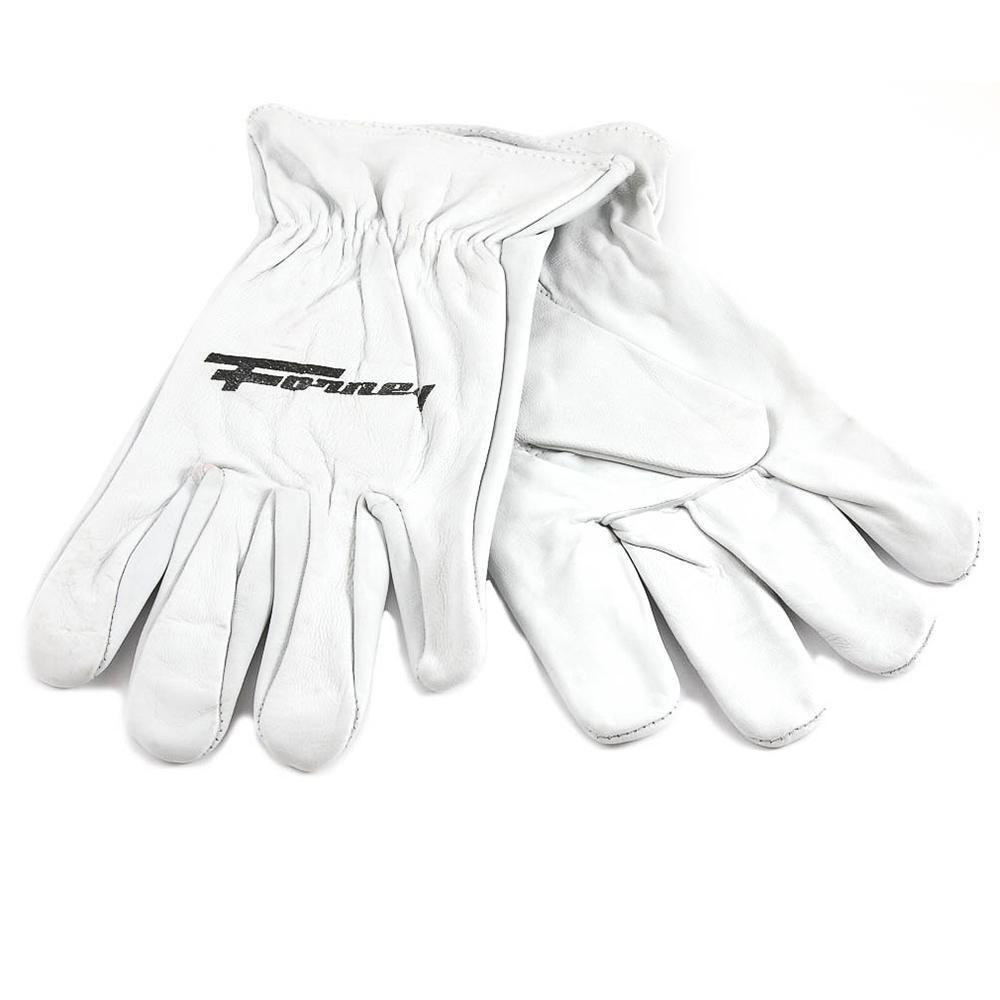 Goatskin Leather Driver's Gloves (Men's M)