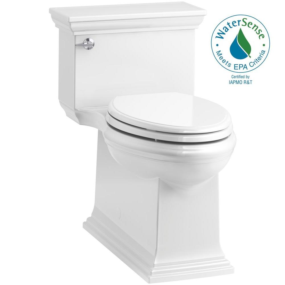 Kohler Memoirs Stately 1 Piece 1 28 Gpf Single Flush