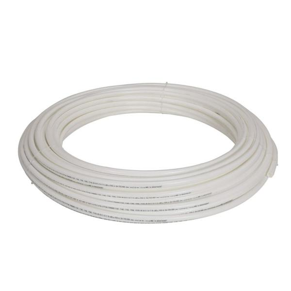 3/4 in x 300 ft. White Pex Non-Barrier Tubing