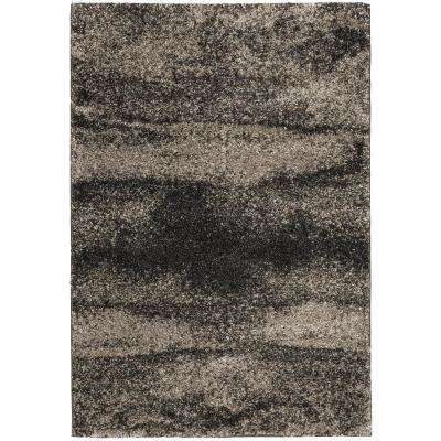 Stormy Charcoal1 ft. 10 in. x 3 ft. Accent Rug