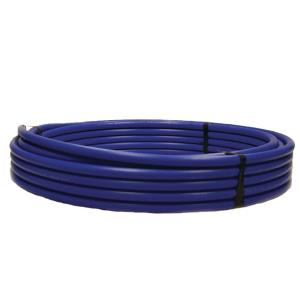 1-1/2 in. x 100 ft. CTS 250 psi NSF Poly Pipe in Blue