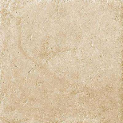 24 in. x 24 in. Pietra Bourgogne Porcelain Paver