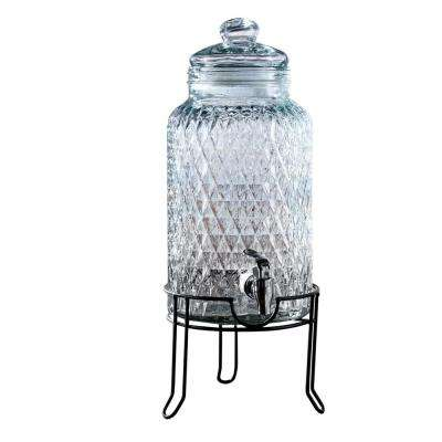 Quilted Beverage Dispenser 1.5 gal.