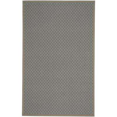 Tack Dark Tan 2 ft. x 3 ft. Accent Rug