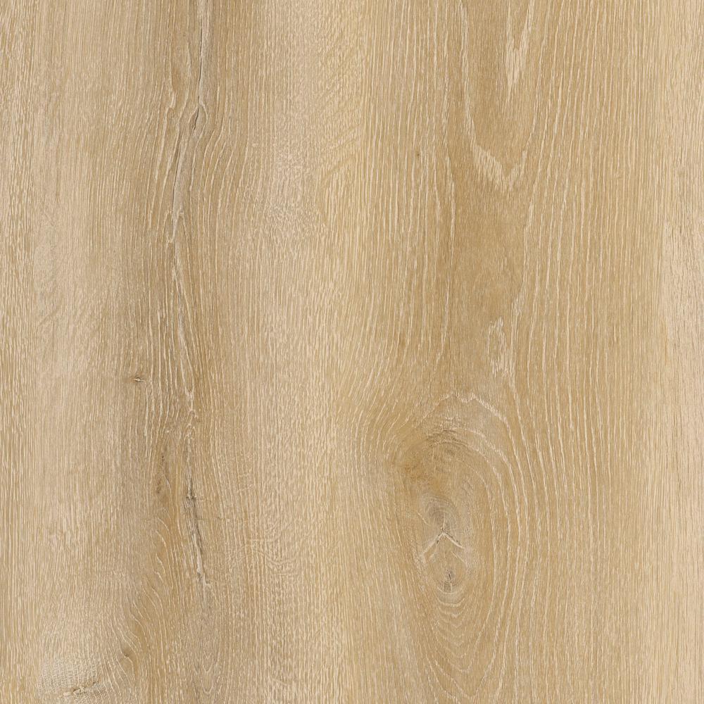 LifeProof Take Home Sample - Dusk Cherry Luxury Vinyl Plank Flooring - 4 in. x 4 in.