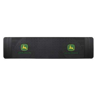 John Deere Heavy Duty Vinyl 33 in. x 14 in. Rear Runner Mat