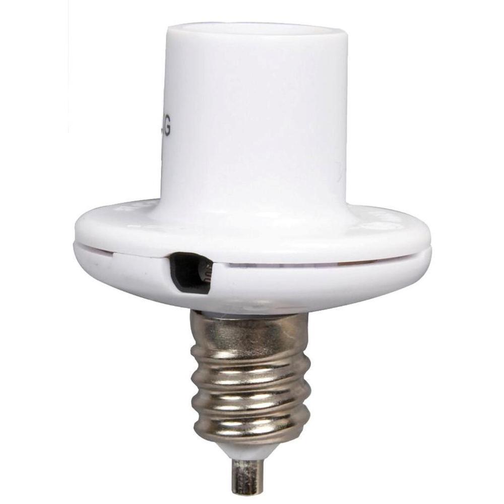60-Watt Candelabra Light Control