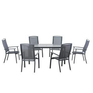Sunjoy Sierra 7-Piece Patio Dining Set by Sunjoy