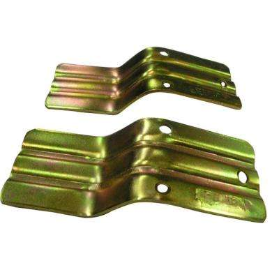 Hangers for Lavatory Sinks in Brass (2-Piece)