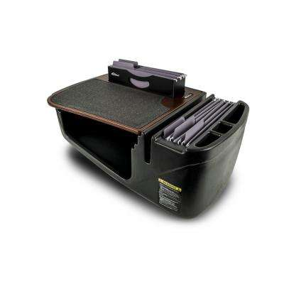 Efficiency FileMaster Mahogany with Built-In Power Inverter