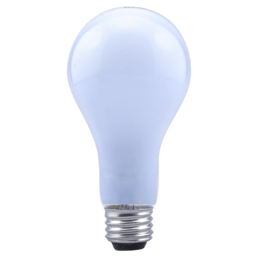 53-Watt A19 Halogen Light Bulb (4-Pack)