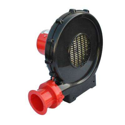 1 HP Indoor/Outdoor Commercial Inflatable Blower Fan for Bounce House Jumper Game and Display Structures