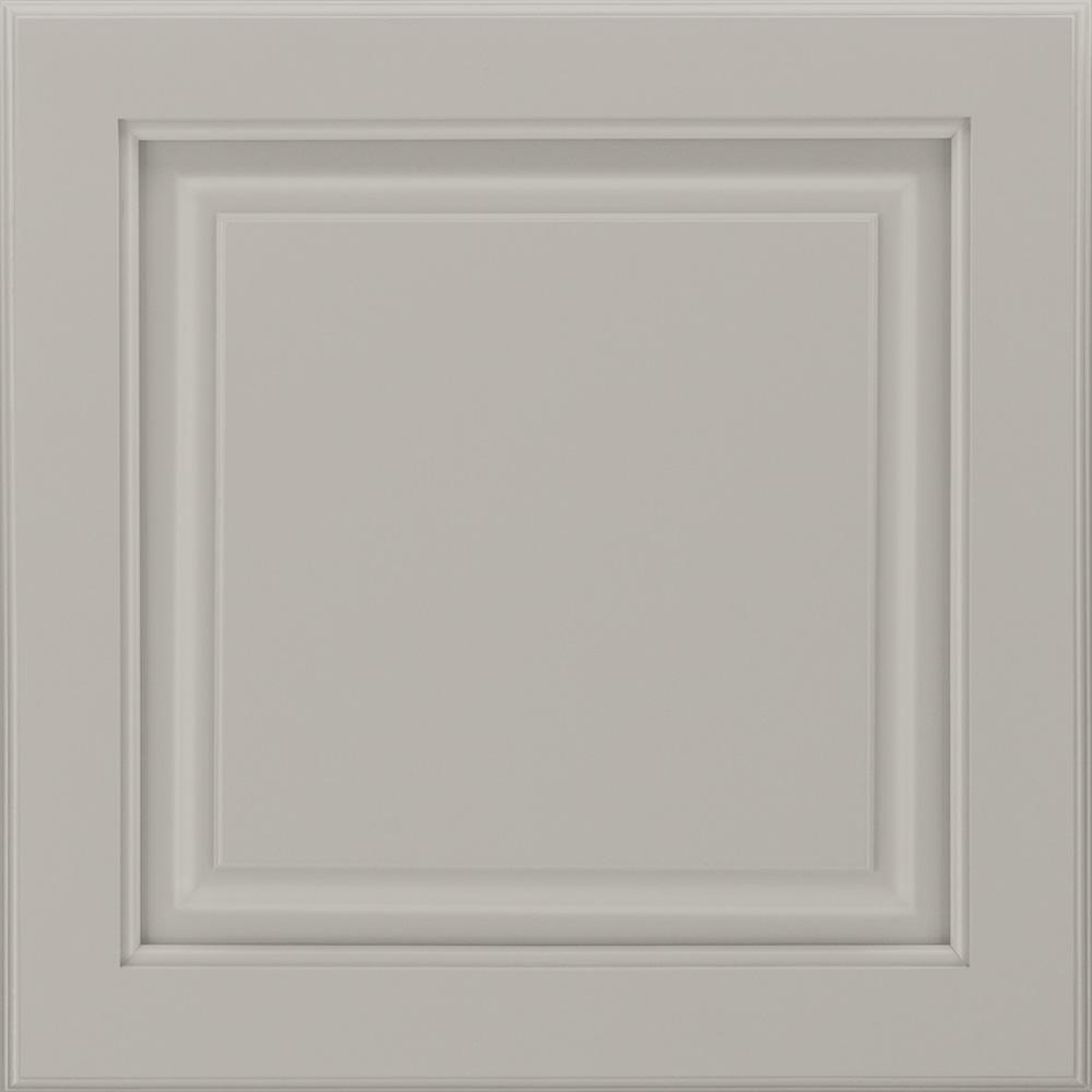14-9/16x14-1/2 in. Cabinet Door Sample in Portola Painted Stone