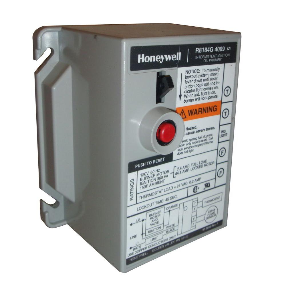 Honeywell Protecto Relay