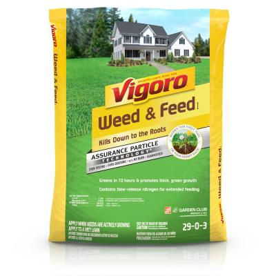 14.96 lb. 5,000 sq. ft. All Season Weed and Feed Lawn Fertilizer