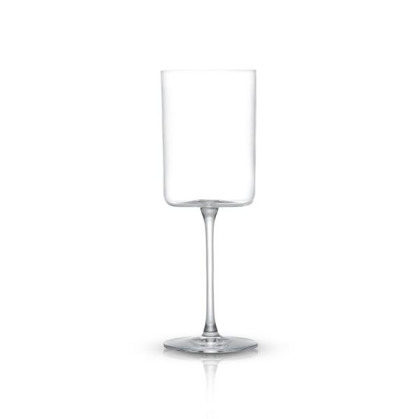 Claire 14 oz. Crystal Red Wine Glasses (Set of 4)