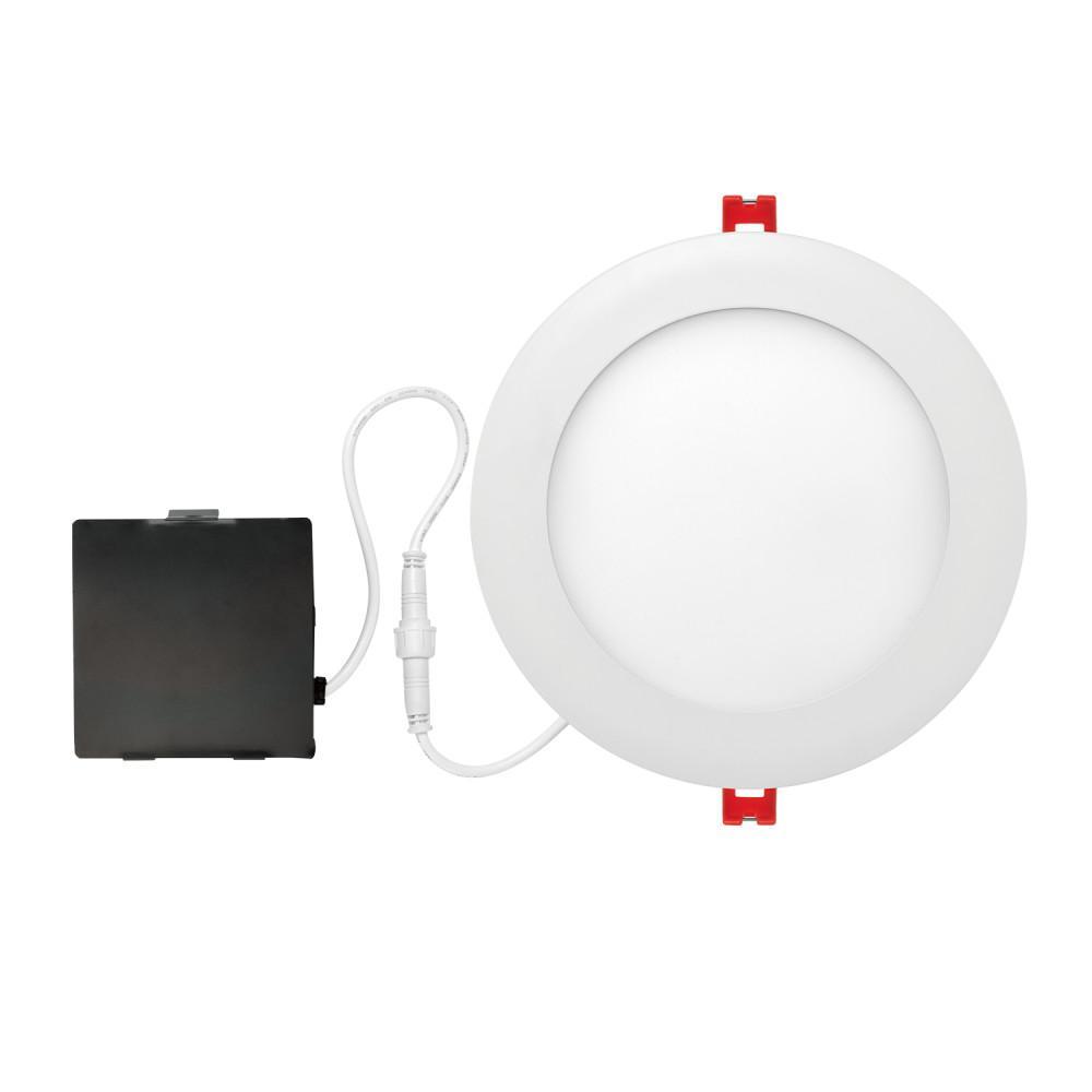 Globe Electric Ultra Slim Designer Series 6 In White