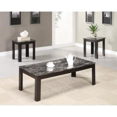 Brilliant 3 Coffee Tables Accent Tables The Home Depot Short Links Chair Design For Home Short Linksinfo