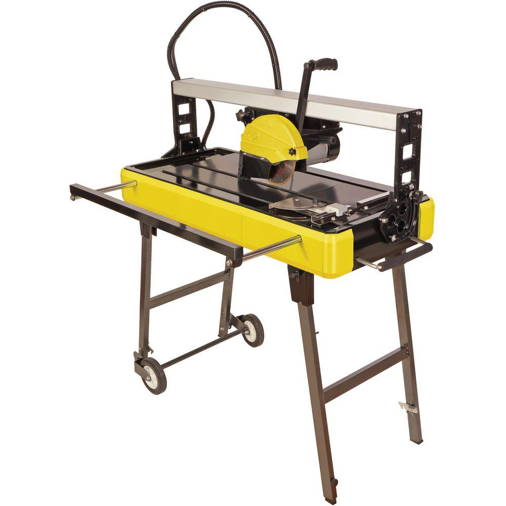 1-1/3 HP 120-Volt 30 in. Bridge Wet Tile Saw
