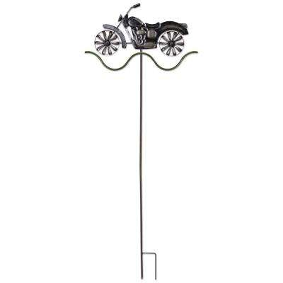 39 in. Motorcycle Spinner Stake