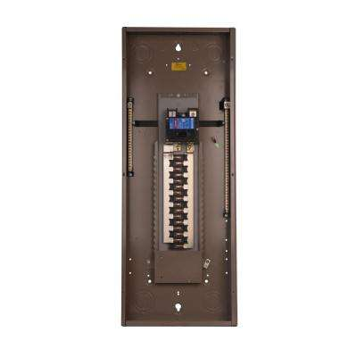 CH 200 Amp 32-Spaces 32-Circuits Indoor Main Breaker Surge Ready Loadcenter