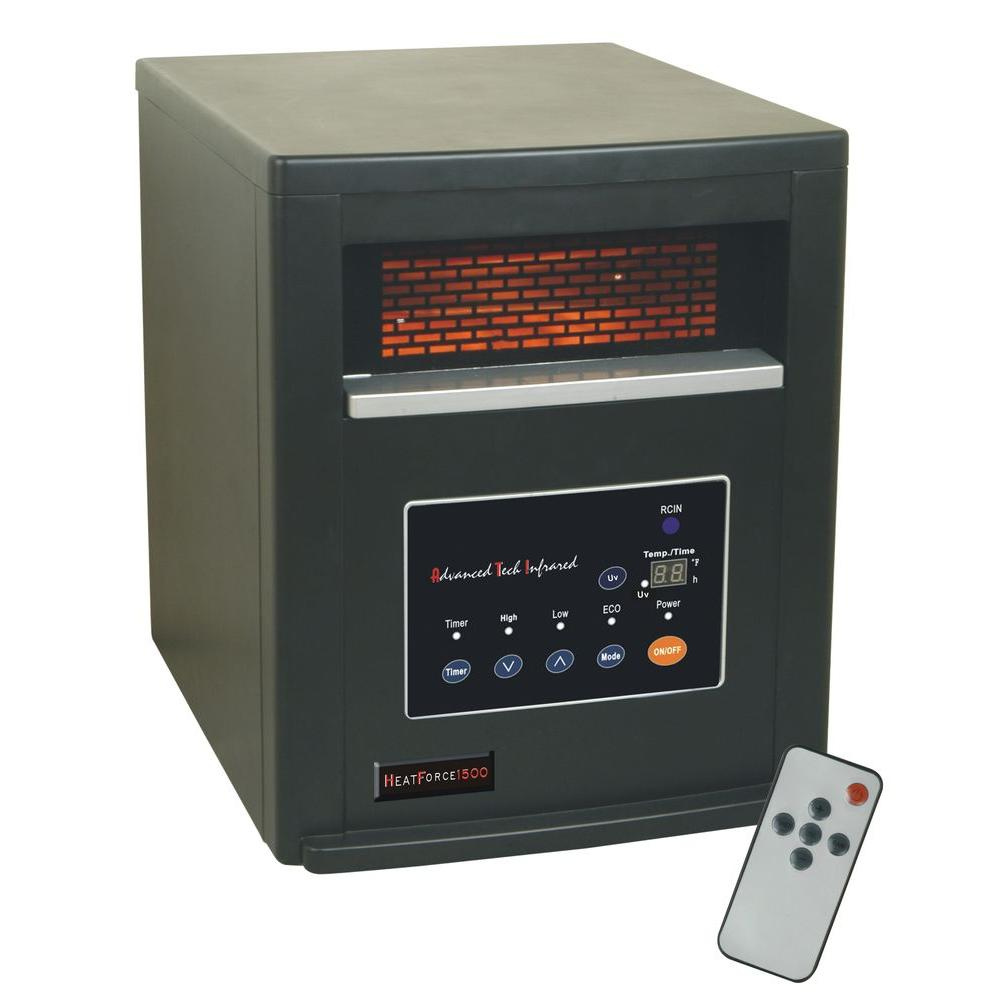 ATI Heat Force 1500 Infrared Heater-DISCONTINUED