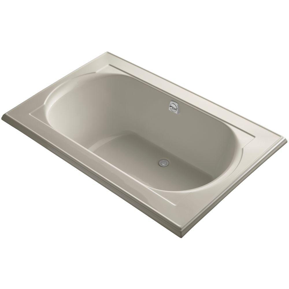 Kohler Memoirs 5 5 Ft Reversible Drain Soaking Tub In
